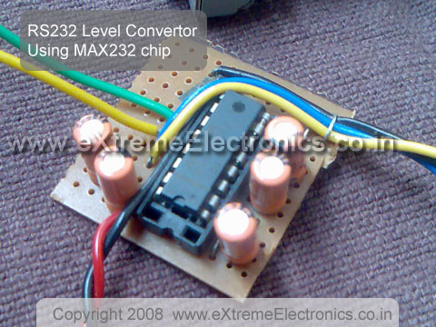 rs232 level converter